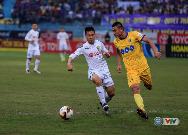 Vòng 21 giải VĐQG V.League 2017 trở lại: Tâm điểm FLC Thanh Hoá tiếp đón CLB Hà Nội - Ảnh 1.