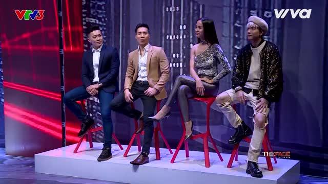 The Face - Tập 10: Gặp lại tình cũ, host Hữu Vi không nói lên lời - ảnh 1