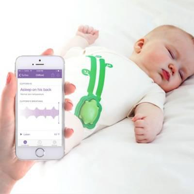 Dùng điện thoại di động theo sức khỏe của em bé - Ảnh 1.