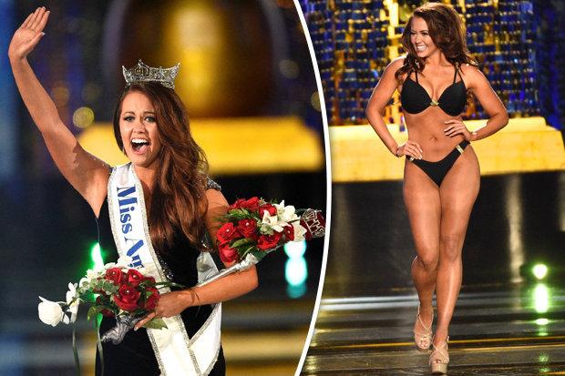 5 điều thú vị về cô gái 23 tuổi đăng quang Hoa hậu Mỹ 2018 - Ảnh 1.