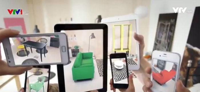 IKEA ứng dụng công nghệ thực tế ảo trong trải nghiệm mua hàng