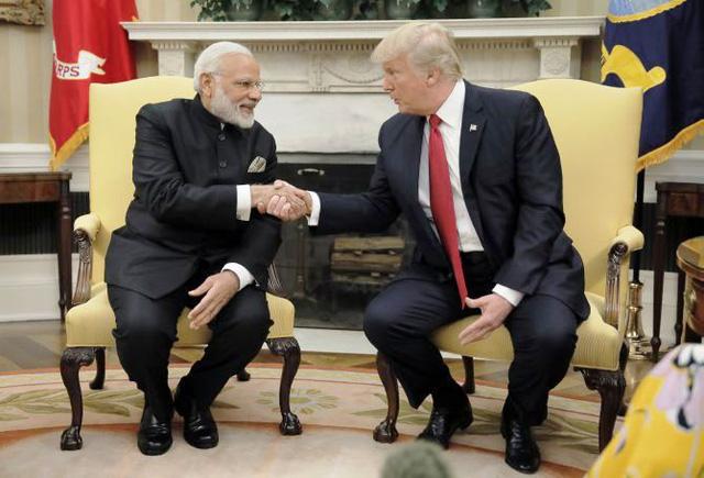 Mỹ và Ấn Độ tìm được tiếng nói chung trong lĩnh vực quốc phòng