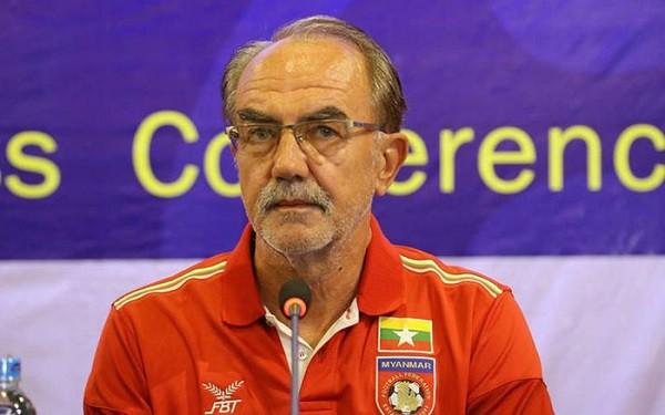 HLV U23 Myanmar bị bất ngờ với U23 Việt Nam - Ảnh 2.