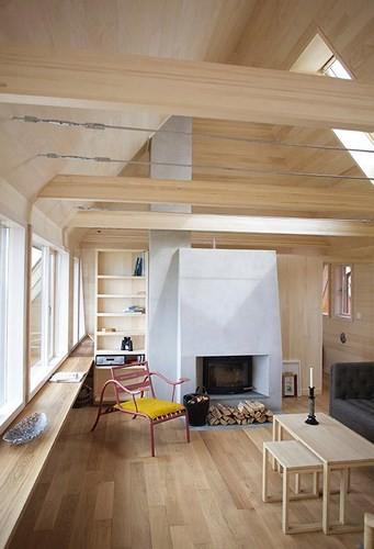 Cải tạo ngôi nhà mái ngói 50 năm tuổi thành nơi sống đầy tiện nghi - Ảnh 5.