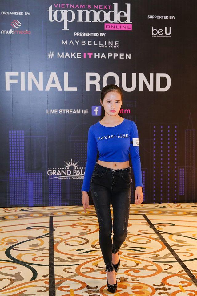 Chân dài 36 tuổi tự tin khoe đường cong tại vòng Chung kết Top Model Online miền Bắc - Ảnh 5.