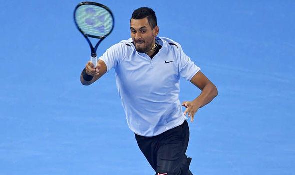 Thắng nghẹt thở Dimitrov, Nadal vào chung kết giải quần vợt Trung Quốc mở rộng 2017 - Ảnh 2.