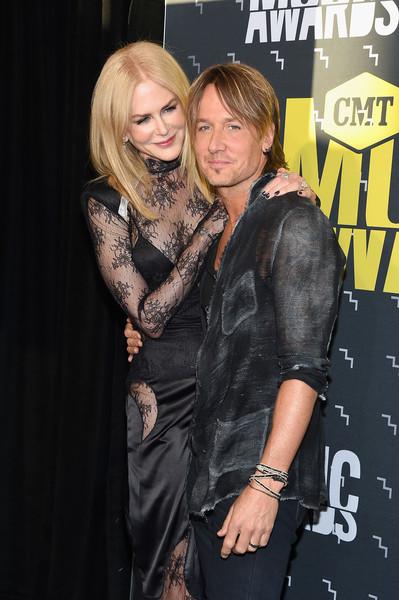 Nicole Kidman e ấp tỏa sáng bên chồng - Ảnh 1.