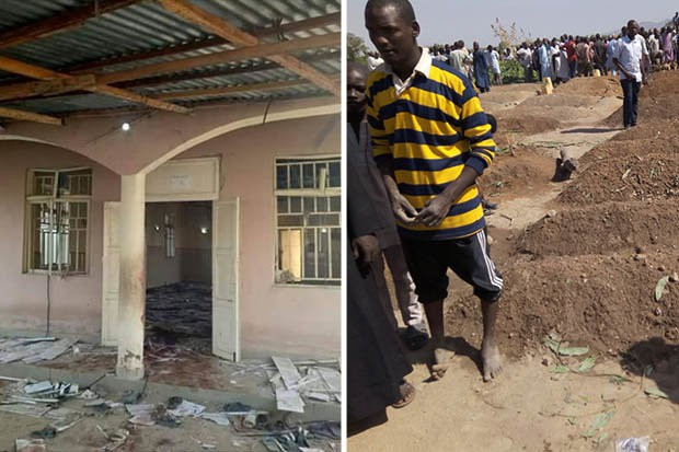 Nigeria: Ít nhất 50 người thiệt mạng vì nổ bom tự sát - Ảnh 3.