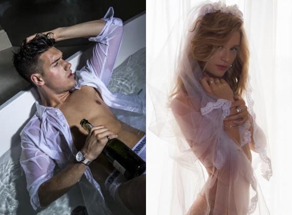 Top Model thế giới lần đầu xuất hiện màn loại thí sinh lạ đời - Ảnh 3.