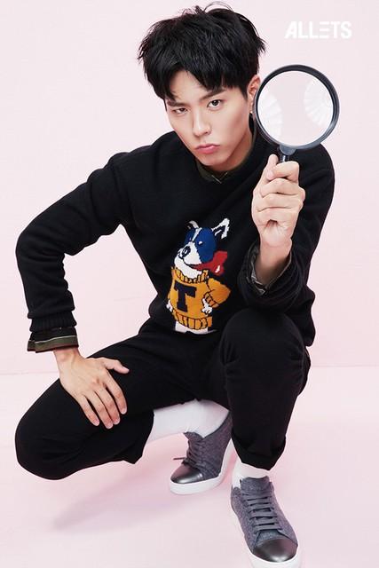 Park Bo Geum trẻ con bất ngờ trong loạt ảnh mới - Ảnh 6.