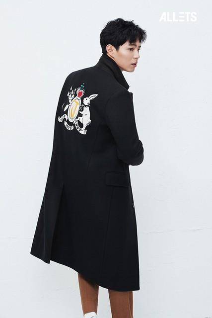 Park Bo Geum trẻ con bất ngờ trong loạt ảnh mới - Ảnh 5.