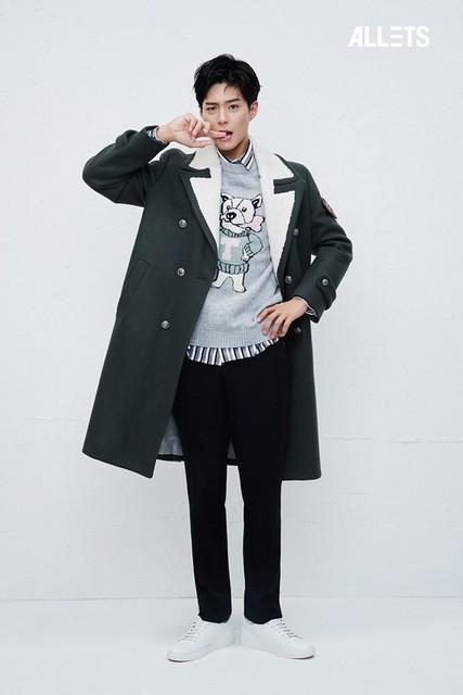 Park Bo Geum trẻ con bất ngờ trong loạt ảnh mới - Ảnh 3.