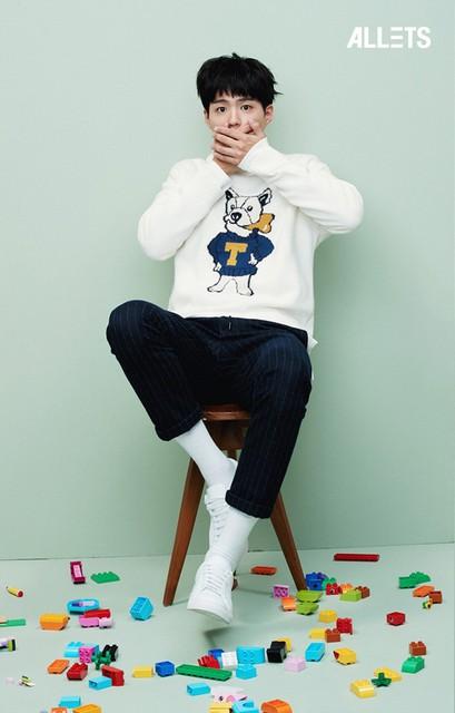 Park Bo Geum trẻ con bất ngờ trong loạt ảnh mới - Ảnh 2.