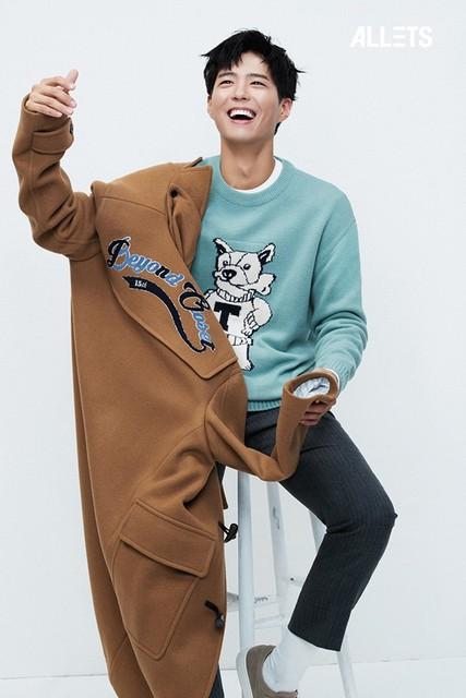Park Bo Geum trẻ con bất ngờ trong loạt ảnh mới - Ảnh 1.