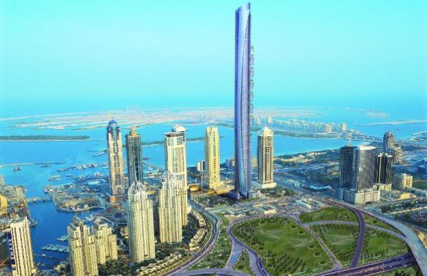 Chiêm ngưỡng những tòa nhà chọc trời cao nhất thế giới - Ảnh 9.