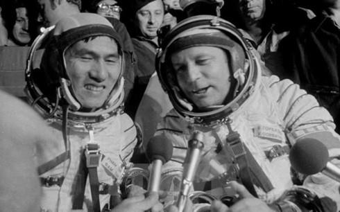 Nhà du hành vũ trụ Nga Viktor Gorbatko qua đời - Ảnh 1.