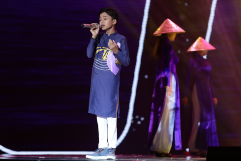 Nhìn lại top 15 thí sinh xuất sắc nhất của Giọng hát Việt nhí 2017 - Ảnh 8.