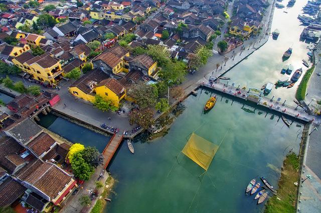 Việt Nam đẹp ngỡ ngàng khi nhìn từ trên cao - Ảnh 10.