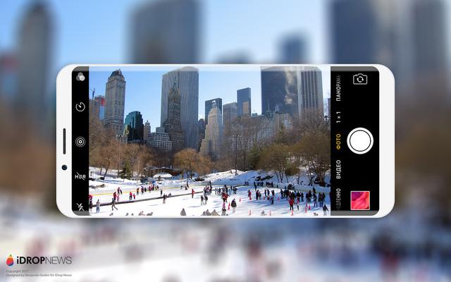 Mãn nhãn với concept iPhone 8 phiên bản Jet White - Ảnh 3.