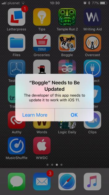 Cân nhắc khi nâng cấp lên iOS 11 nếu không muốn mất sạch ứng dụng - Ảnh 1.