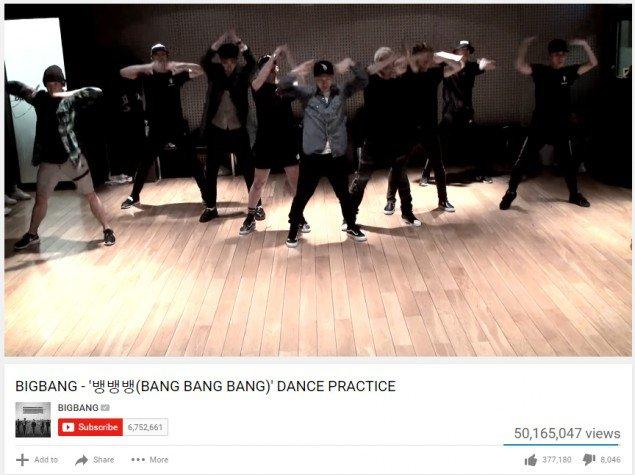 MV mới của Big Bang cán mốc 50 triệu lượt xem trên Youtube - Ảnh 3.