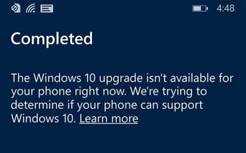 Điện thoại Windows Phone 8.1 hết đường lên đời Windows 10 Mobile - Ảnh 2.
