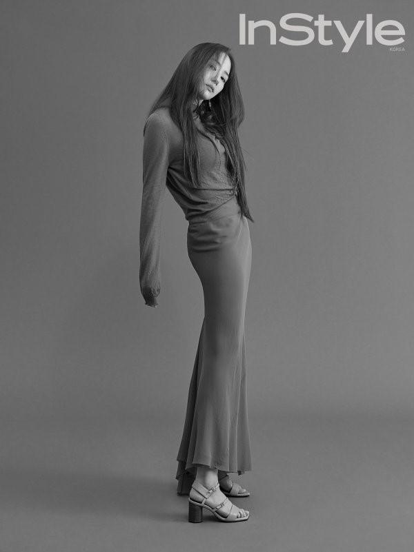 Park Min Young sang chảnh trên tạp chí - Ảnh 1.