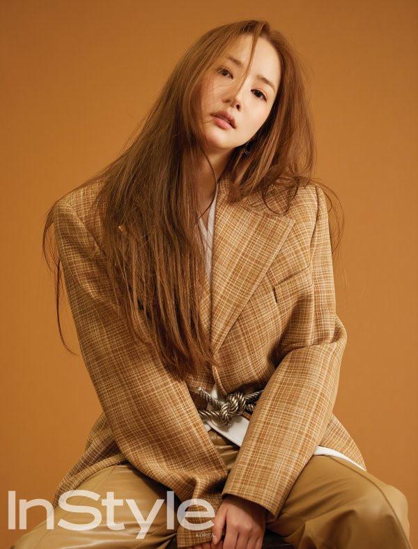 Park Min Young sang chảnh trên tạp chí - Ảnh 2.