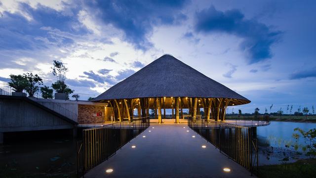 Kiến trúc sư Võ Trọng Nghĩa đoạt 5 giải kiến trúc xanh ở Mỹ - Ảnh 2.