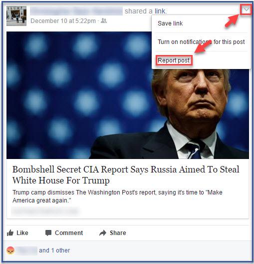 Facebook tung cập nhật mới ngăn chặn tin tức giả mạo - Ảnh 1.