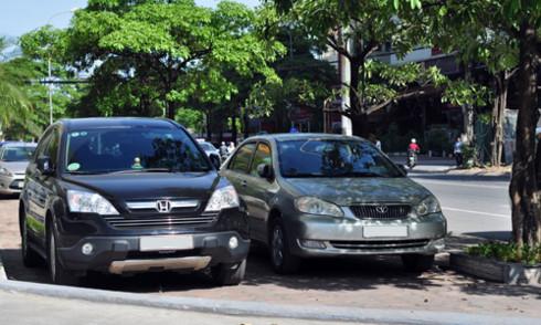 mycars ô tô dưới trời nắng