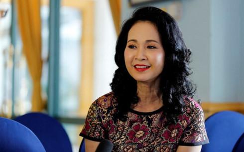 """NSND Lan Hương: """"Sống chung với mẹ chồng"""" có kết thúc rất nhân văn - Ảnh 1."""