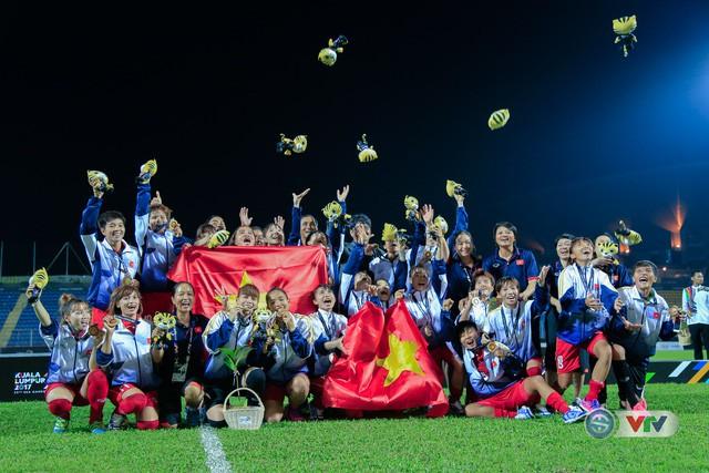 10 dấu ấn đặc biệt của thể thao Việt Nam năm 2017 - Ảnh 3.
