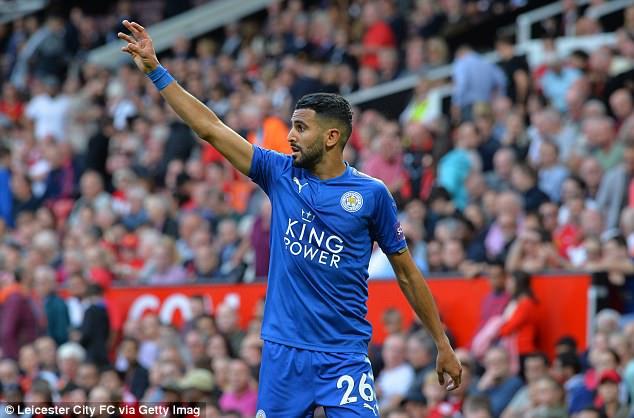 Mahrez cấp tốc làm thủ tục rời Leicester City - Ảnh 1.