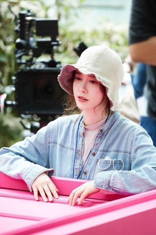 Nàng cỏ Goo Hye Sun tiếp tục ra mắt phim ngắn mới - Ảnh 1.