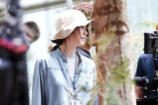 Nàng cỏ Goo Hye Sun tiếp tục ra mắt phim ngắn mới - Ảnh 2.