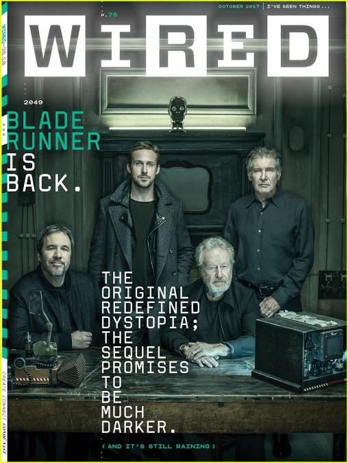 Blade Runner 2049 hứa hẹn xuất sắc hơn phần tiền truyện - Ảnh 1.