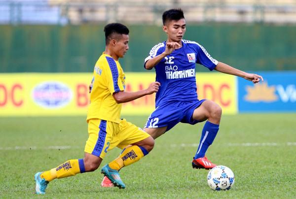 Giải U21 Quốc gia 2017: Sông Lam Nghệ An giành tấm vé thứ 2 vào bán kết - Ảnh 1.