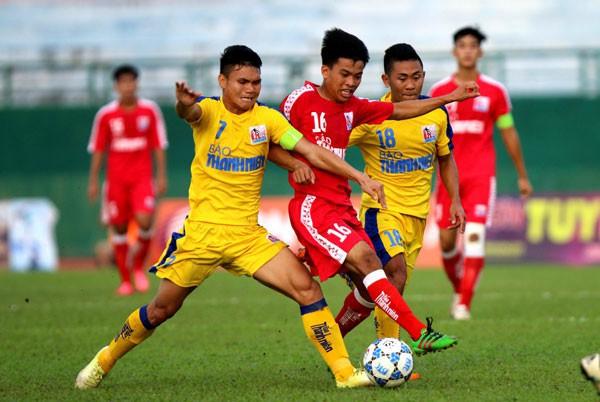 Bán kết U21 Quốc gia 2017: Viettel gặp Hoàng Anh Gia Lai tại trận chung kết - Ảnh 1.