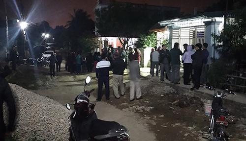 Khởi tố bà nội nghi sát hại cháu gái hơn 20 ngày tuổi tại Thanh Hóa - Ảnh 1.