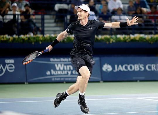 Sự trở lại của Murray có nguy cơ bị hoãn - Ảnh 1.