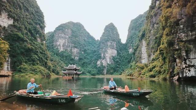 """Sức hút của Ninh Bình – điểm đến """"hot"""" nhất trong năm 2018 - Ảnh 1."""