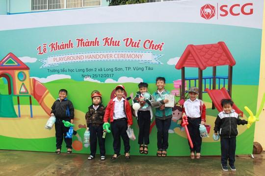 Xây dựng sân chơi chất lượng cao cho trẻ em tại tỉnh Bà Rịa - Vũng Tàu  - Ảnh 1.