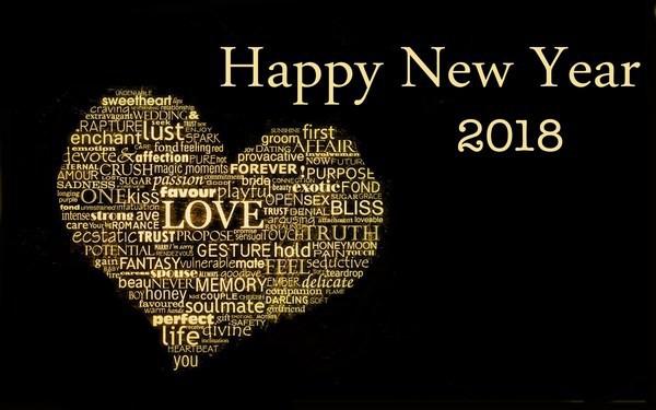 Bộ ảnh đẹp Chúc mừng năm mới 2018 trên mạng xã hội - Ảnh 2.