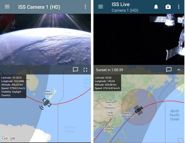 Hướng dẫn ngắm nhìn trực tiếp hình ảnh địa cầu từ trạm vũ trụ quốc tế ISS - Ảnh 1.