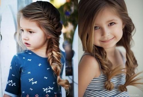 Những kiểu tóc tết đáng yêu cho bé gái đi chơi dịp Tết Dương lịch 2018 - Ảnh 1.