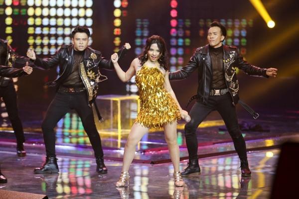 Giọng hát Việt 2017: Xác định top 4 vào chung kết - Ảnh 9.