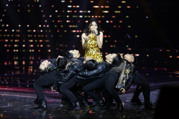 Giọng hát Việt 2017: Xác định top 4 vào chung kết - Ảnh 10.