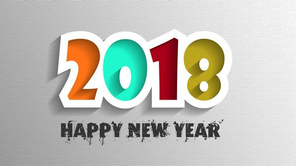 Bộ ảnh đẹp Chúc mừng năm mới 2018 trên mạng xã hội - Ảnh 12.
