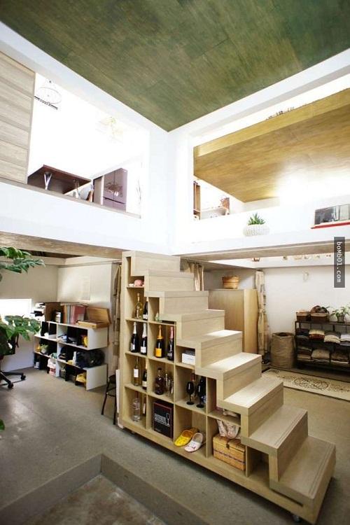 Độc đáo ngôi nhà được thiết kế kỳ lạ, không tường, không cầu thang - Ảnh 13.
